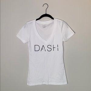 DASH V-neck Tee
